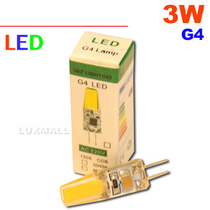 (OEM) LED JC PIN 3W COB타입